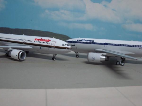 Airbus A310-200 Lufthansa/Swissair