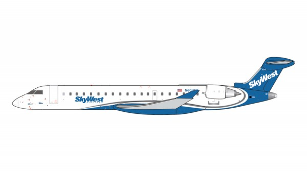 Bombardier CRJ-700 Sky West Airlines