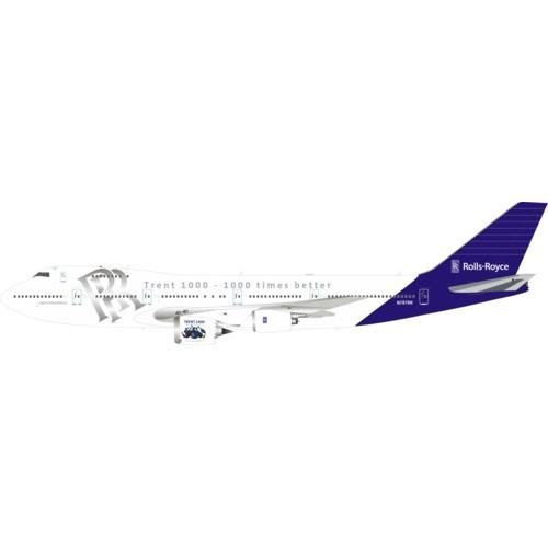 Boeing 747-200 Rolls-Royce