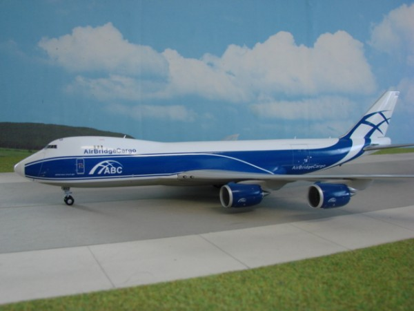 Boeing 747-8F Air Bridge Cargo