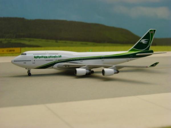 Boeing 747-400 Iraqi Airways