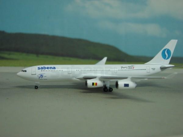 Airbus A340-300 Sabena