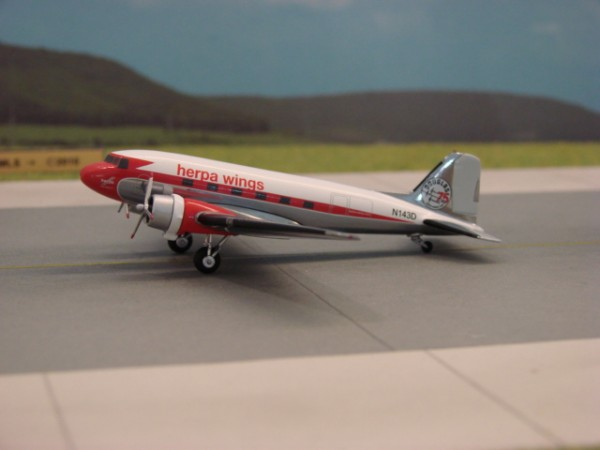Douglas DC-3 Academy Airlines