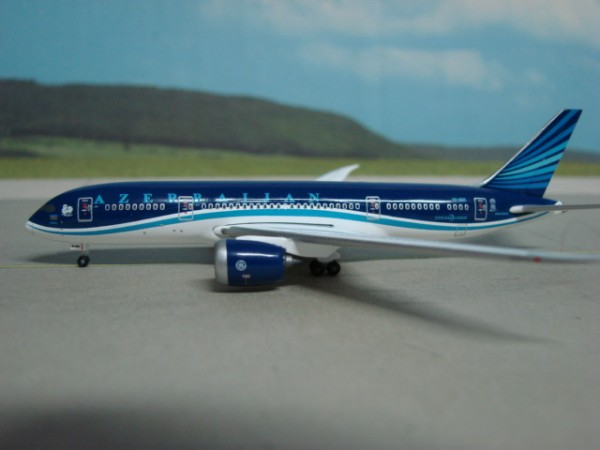 Boeing 787-8 Azerbaijan Airlines
