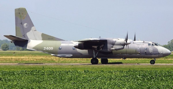 Antonov An-26 Czech Air Force