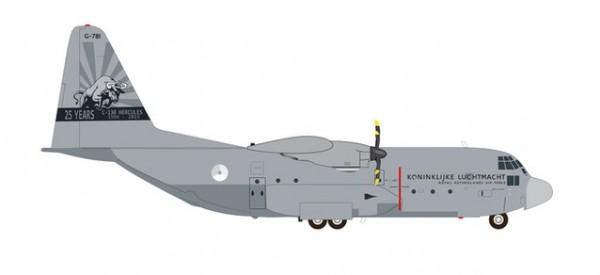 Lockheed HC-130 Hercules Royal Netherlands Air Force