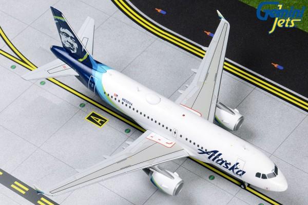 Airbus A319 Alaska