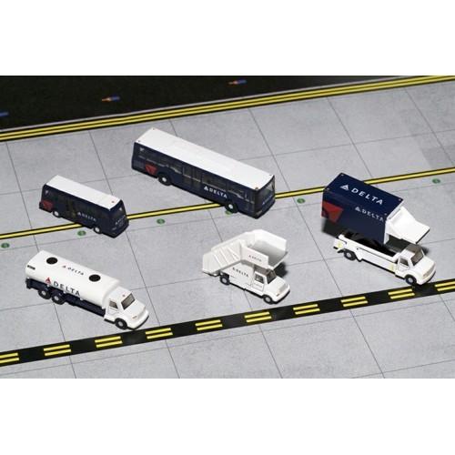 Ground Service Equipment Delta Airlines
