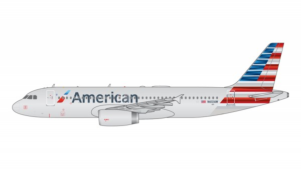 Airbus A320-200 American Airlines