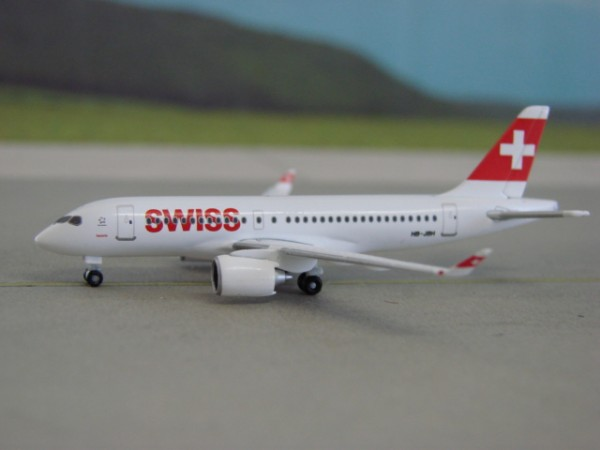 Airbus A220-100 Swiss Airlines