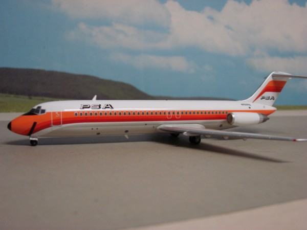 Douglas DC-9-32 PSA Pacific Southwest Airlines