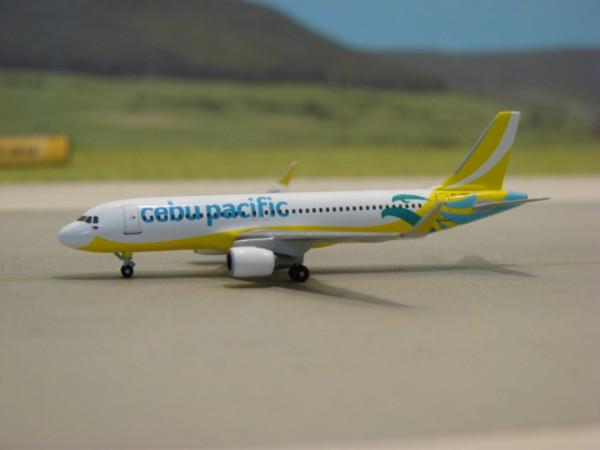 Airbus A320-200 Cebu Pacific