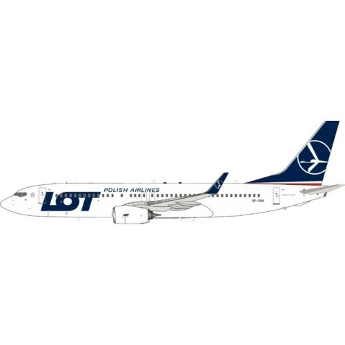 Boeing 737-800 LOT Polish Airlines