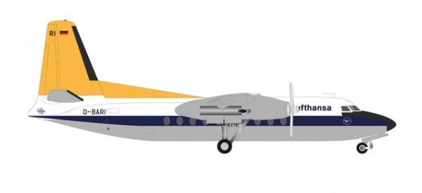 Fokker F27 Friendship Lufthansa