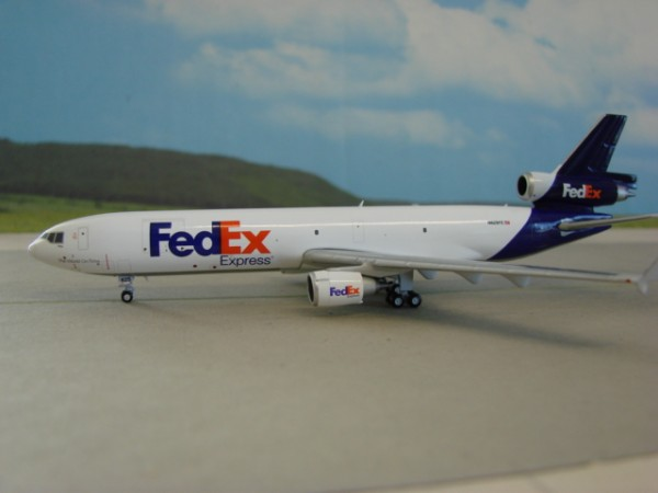 McDonnell-Douglas MD-11F FedEx Federal Expres