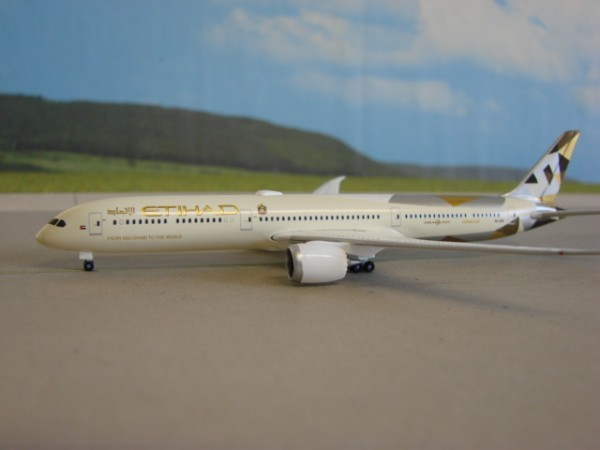Boeing 787-10 Etihad Airways